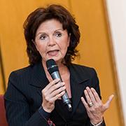 Christine Kronenberg ist Gleichstellungsbeauftragte der Stadt Köln.