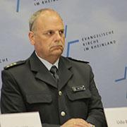 Respektierte Abschiebungsbeobachtung: Polizeidirektor Udo Peltzer