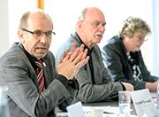Präses Manfred Rekowski gab einen Ausblick auf das Reformationsjubiläum im kommenden Jahr.