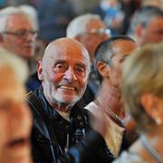 Gespannt auf das Mitsingkonzert: Jochen Boskamp