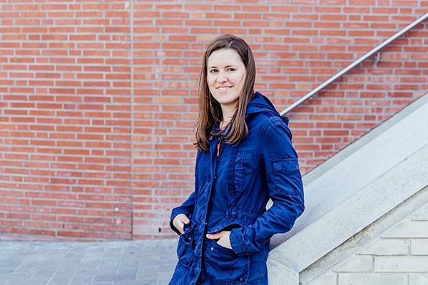 Katharina Warmer ist seit zehn Jahren Teamerin in der Konfiarbeit ihrer Gemeinde.