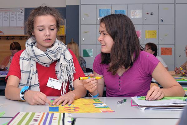 Im vergangenen Jahr fand der Rheinische Kindergottesdiensttag in Aachen statt.