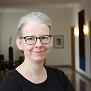 Online-Redakteurin Yvonne Kälbli
