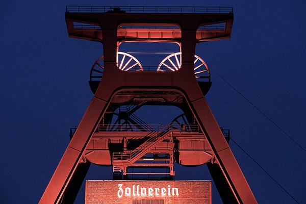 Die Ausstellung 'Der geteilte Himmel' ist bis Ende Oktober im Ruhr Museum Essen zu sehen.