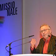 Pfarrer Christoph Nötzel, Leiter des Amtes für Gemeindeentwicklung und missionarische Dienste, ist Vorsitzender des Missionale-Trägerkreises.