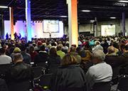Das Missionale-Treffen 2017 blickte auf die Reformation.