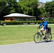 Die Wichernkapelle in Wichlinghausen bietet Radfahrern und Wanderern aller Konfessionen einen Ort zur Einkehr.