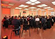 Das Publikum ist die Jury: Preacher Slam im Museum Kunstpalast.