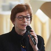 Gerne Kooperationspartnerin: Brigitte Schmutzler, Vizechefin der Generaldirektion Kulturelles Erbe Rheinland-Pfalz.
