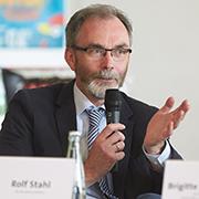 Beeindruckendes Programm: Superintendent Rolf Stahl.