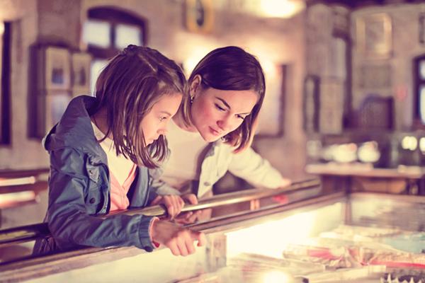 Kinder sollen am kulturellen Leben teilhaben können. Deshalb hält Helga Siemens-Weibring freien Eintritt in Museen für eine gute Idee.