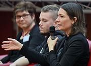 Kinder so früh wie möglich zu beteiligen: Ministerin Anne Spiegel.