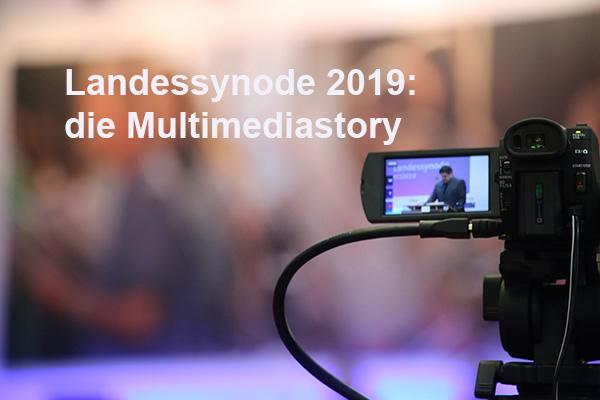 Direkt zur Multimediastory Landessynode 2019: Klick auf das Foto!