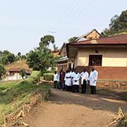 Klinik in Kalungu