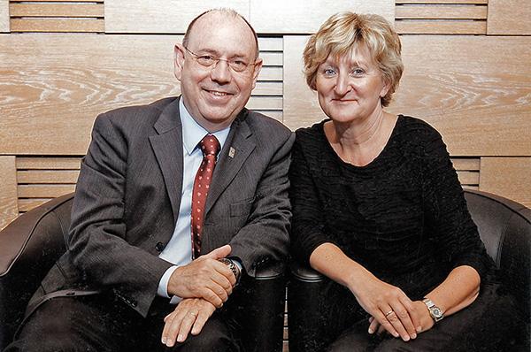 Nikolaus und Anne Schneider. Foto: Archiv ekir.de