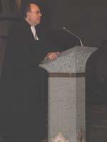 Präses Schneider predigte im Trierer Dom.