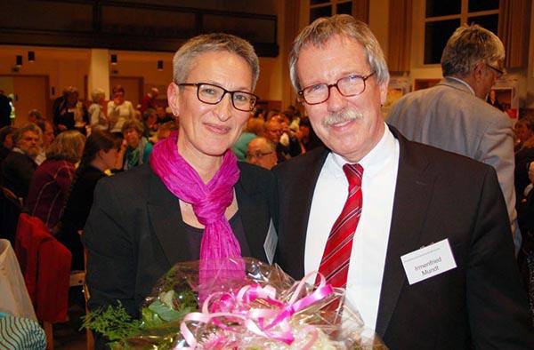 Marion Greve wird Superintendentin und Nachfolgerin von Irmenfried Mundt in der Leitung des Kirchenkreises Essen.