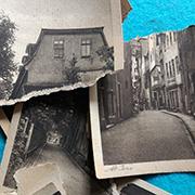 Fotos bzw. Fotoüberreste erzählen oft tief aus der Vergangenheit.
