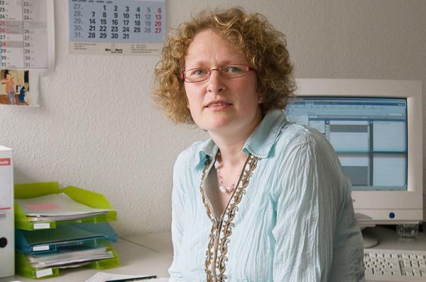 Kirchenrätin Barbara Füten