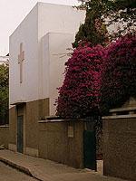 Tagungsort in Casablanca: Das Zentrum der Evangelischen Kirche in Marokko
