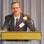 Oberkirchenrat Dr. Martin Illert