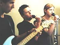 Jugendbands bilden (wie Kinderchöre) traditionell den musikalischen Nachwuchs.