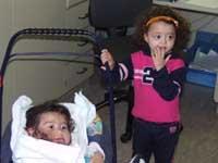 Opfer des Krieges - Kinder im Irak