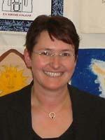 Maria ist eine bodenständige, patente Frau: Karin Dembek, Superintendentin des Kirchenkreises Kleve und Gemeindepfarrerin in Kevelaer.