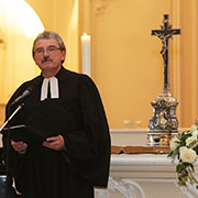 Superintendent Gerhard Koepke