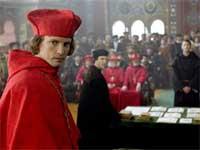 Girolamo Aleander (Jonathan Firth) auf dem Reichstag zu Worms