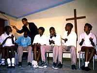 Namibia heute - 100 Jahre nach dem Genozid und 13 Jahre in Unabhängigkeit.