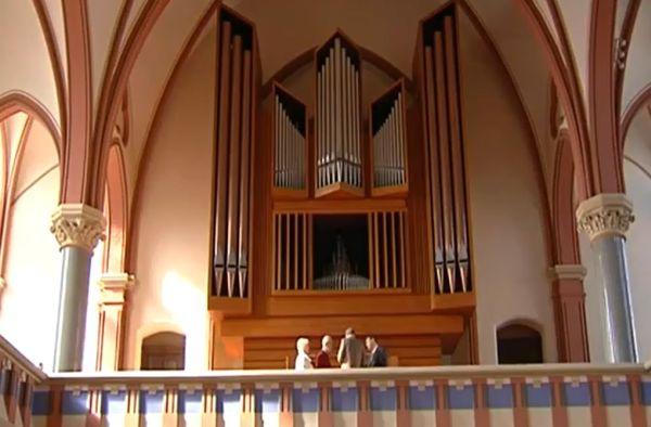 Orgel Marktkirche Neuwied