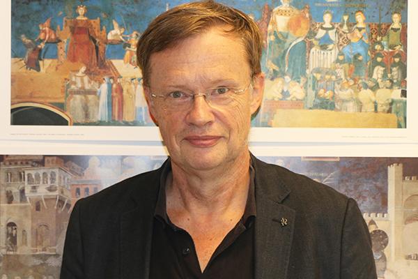 Prof. Dr. Volker Reinhardt Foto: privat