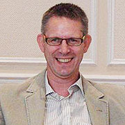 Michael Rolle ist neuer Vorsitzender des Gesamtausschusses der Mitarbeitervertretungen.