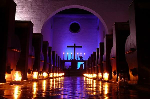 Kirchenräume neu entdecken – dazu gibt die Nacht der Kirchen Gelegenheit.
