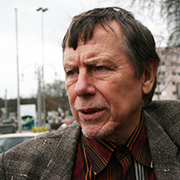 Klaus Schmidt. Foto ekir.de-Archiv
