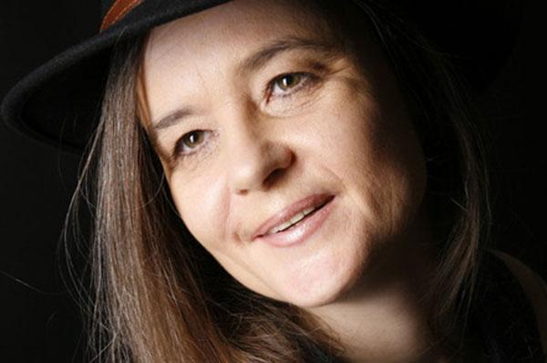 Selbst eine 'fanatische Leserin': Buchautorin Kathrin Schröder.