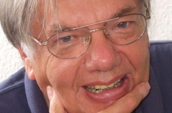 Pfarrer i.R. Heiner Süselbeck.