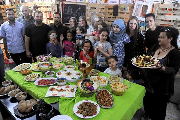 Das Naomi-Projekt in Griechenland unterstützt Flüchtlinge.