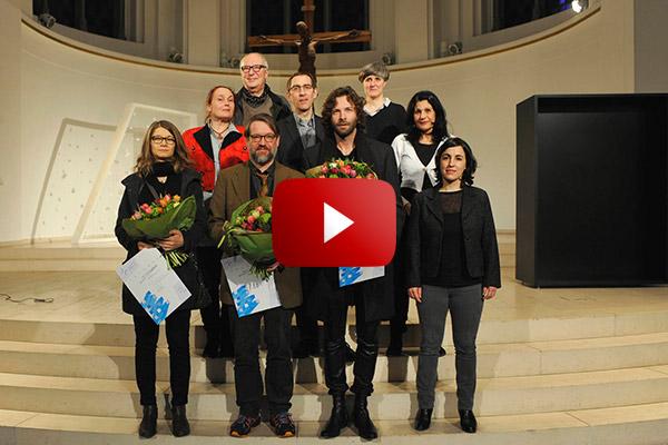 'reFORMation - transFORMation': die Teilnehmerinnen und Teilnehmer des Kunstprojekts.