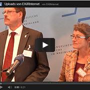 Pressekonferenz Pistorius und Herbrecht