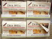 Zum letzten Mal auf der Landessynode: Der WEG.