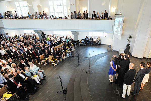 Konfirmation 2018. Solingen. Dorper Kirche.
