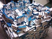 Medikamentenschachteln als Basis für Unterschriften: Die Döschen werden am 11. August öffentlichkeitswirksam präsentiert.