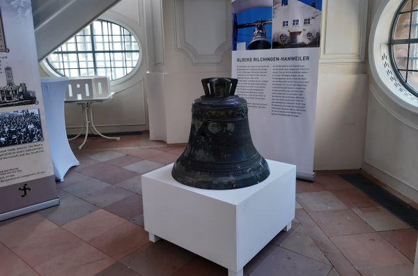 """""""NS-Glocke' aus dem saarländischen Hanweiler"""