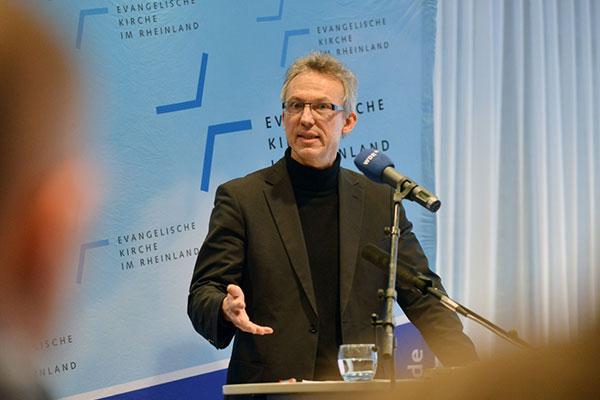 Kirchenrat Jürgen Sohn
