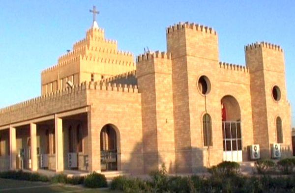 Kirche im Irak