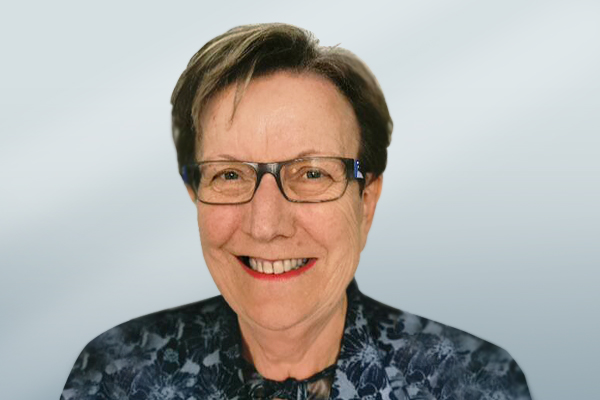 Evelyne Will-Müller ist Preybyterin der reformierten Kirchengemeinde Kirchengemeinde Le Bouclier in Straßburg.