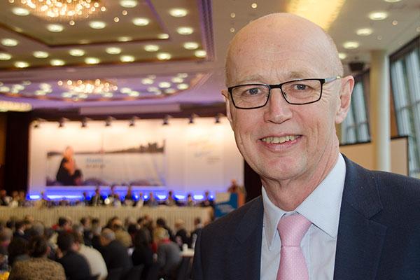 Kurt Johansen, Direktor für Europa und Asien beim Sender SAT 7