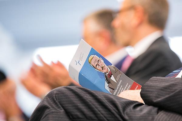 Idee mit Zukunftspotenzial: Raiffeisen und Genossenschaften waren Thema des Kongresses in Bonn.